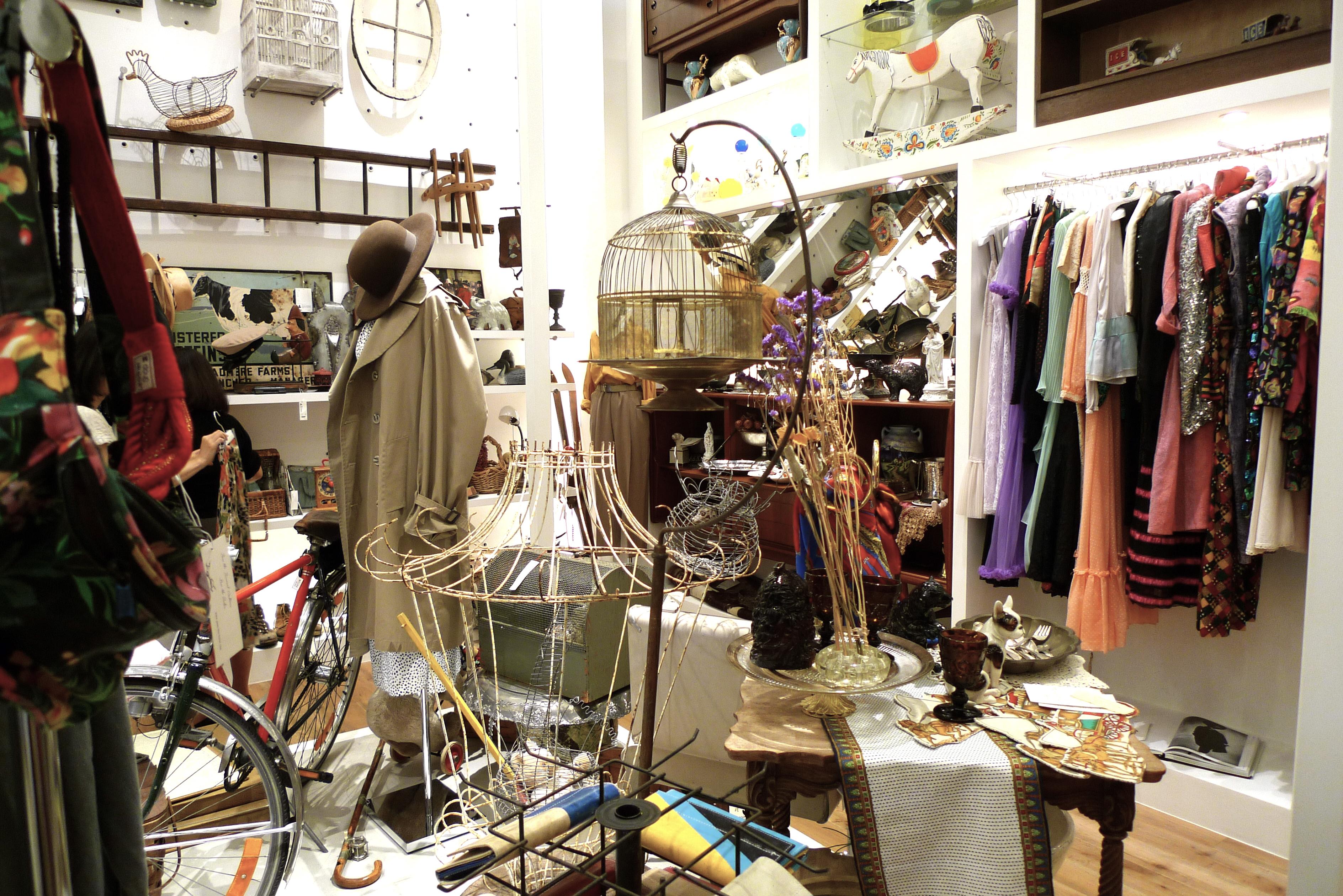 vintage shops. Black Bedroom Furniture Sets. Home Design Ideas